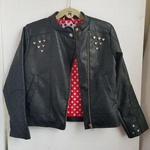Disney Minnie Rocks Dots jacket kids 5/6